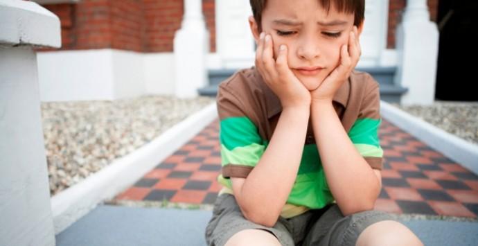 Når børn har det svært