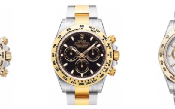 Rolex ure fra Swisstime