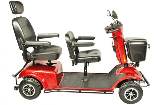 De ældres foretrukne transportmiddel